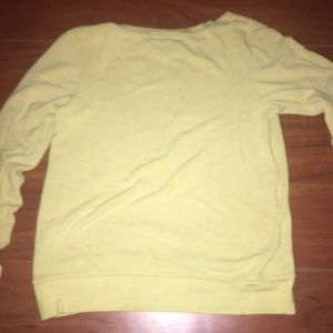 YELLOW WILDFOX LONG SLEEVE